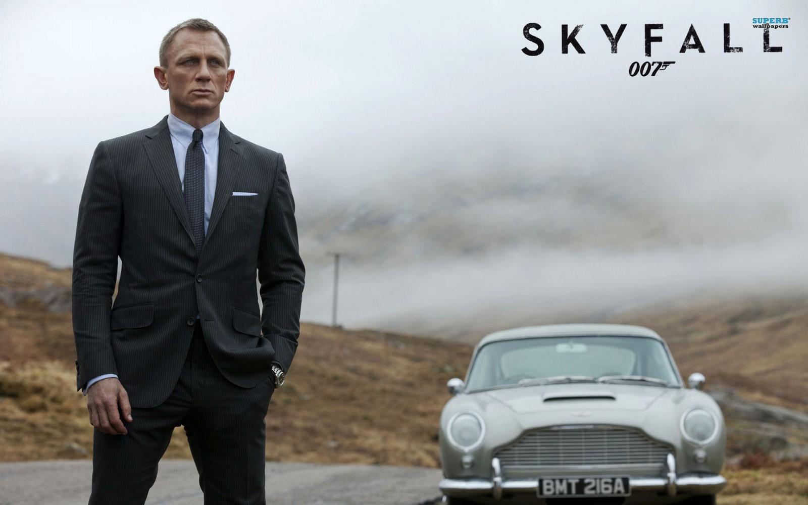 Crítica de la película 007 Skyfall