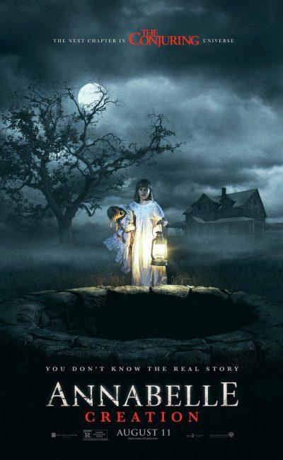 La nueva historia de Annabelle 2: La Creación (Annabelle: Creation) se centrará en un fabricante de muñecas y su esposa (Otto), cuya hija muere trágicamente.
