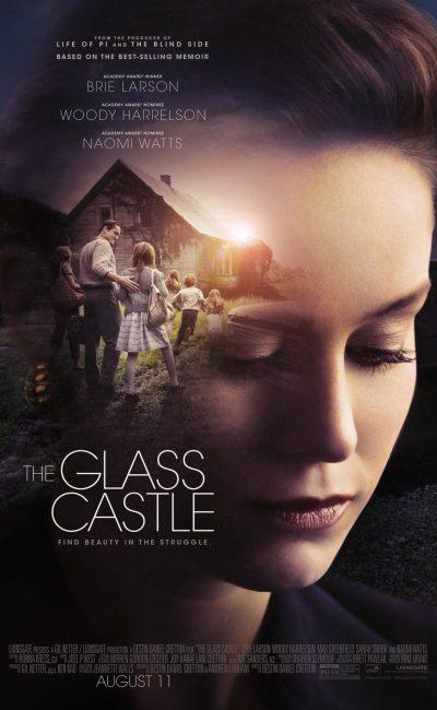 El Castillo de Cristal (The Glass Castle) narra la historia de Jeannette Walls, una exitosa periodista que durante muchos años ocultó un gran secreto: el de su familia. Una familia al mismo tiempo profundamente disfuncional y tremendamente viva, vibrante.
