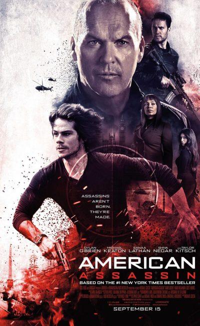 Asesino: Misión Venganza (American Assassin)