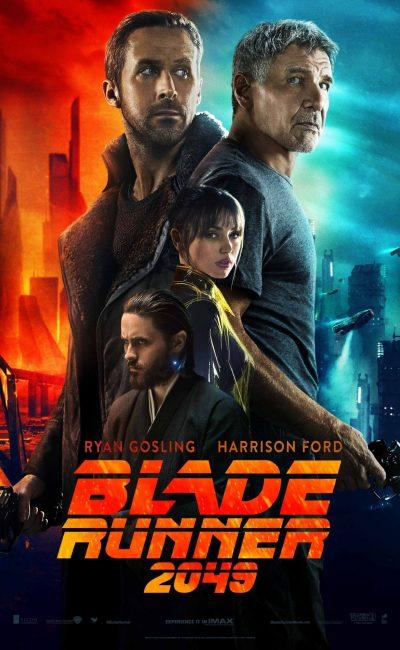 En Blade Runner 2049, treinta años después de lo ocurrido en la primera película, un nuevo blade runner, el oficial de la Policía de Los Ángeles K (Ryan Gosling), desentierra un viejo secreto que puede provocar el caos en lo que queda de sociedad.